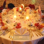 Table Mariage - Ludovic Hayes Traiteur